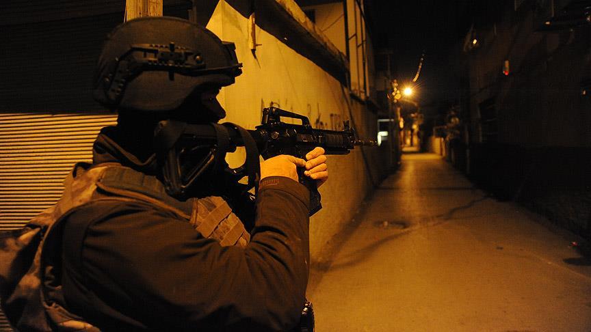 Adana'da terör operasyonu: 38 gözaltı