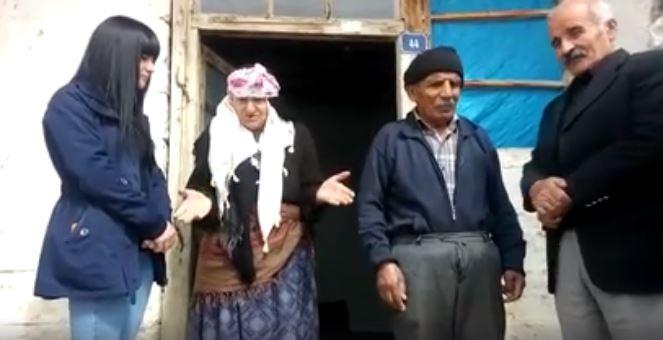 Erzurumlu teyzenin isyanı paylaşım rekorları kırıyor