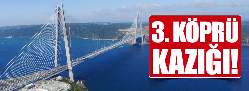 3. Köprü'nünü bakımı vatandaştan