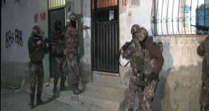 Adana'da, PKK'ya operasyon