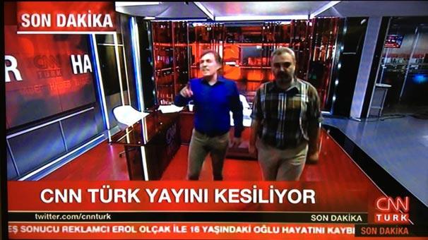 15 Temmuz'da CNN Türk'ü basmışlardı...