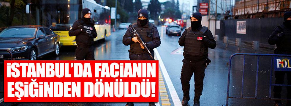 İstanbul'da eylem hazırlığında olan 2 IŞİD'li yakalandı
