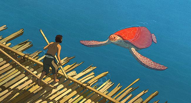 Kırmızı Kaplumbağa