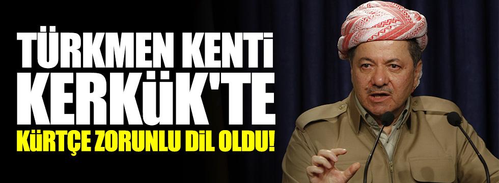 Kerkük'te, Kürtçe 'zorunlu dil' oldu