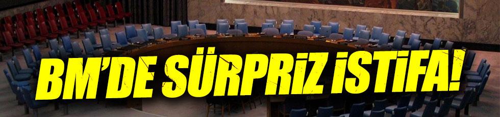 BM'de sürpriz istifa