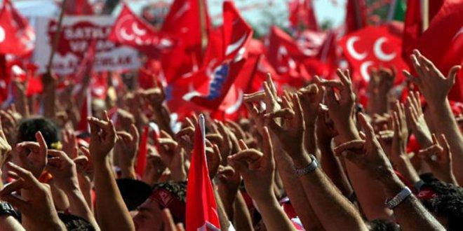 MHP Kurultayı'nda mahkeme kararını açıkladı!