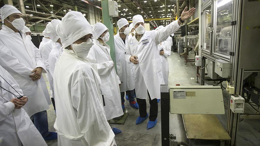 Nükleer eğitimde Ukrayna ile iş birliği yakın
