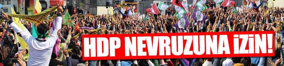 HDP'ye izin çıktı!
