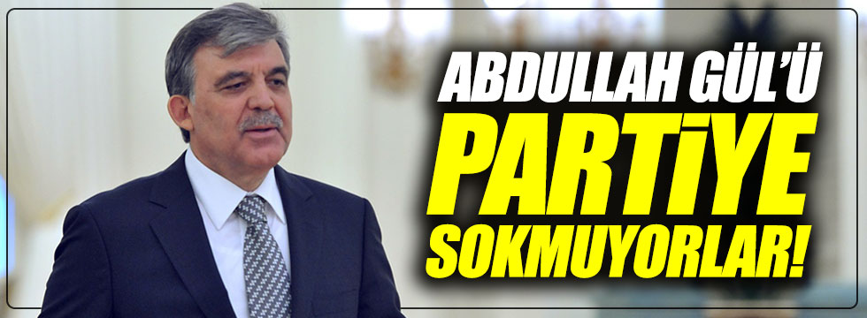 CHP'li İnce: Abdullah Gül'ü partiye sokmuyorlar