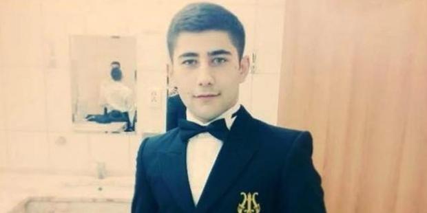 Kapatılan askeri okul öğrencisi paketçilik yaparken öldü