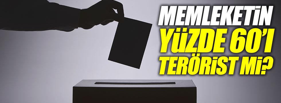 Rahmi Turan: 'Hayırcılar' teröristse, Ülkenin yüzde 60'ı terörist mi?