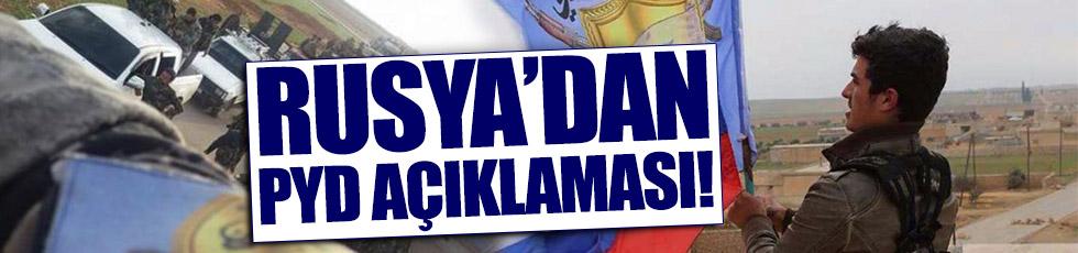"""Rusya'dan """"PYD ile anlaştılar"""" iddiasına yalanlama"""