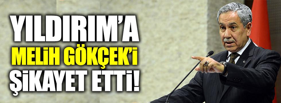 Başbakan Yıldırım'a, Melih Gökçek'i şikayet etti!