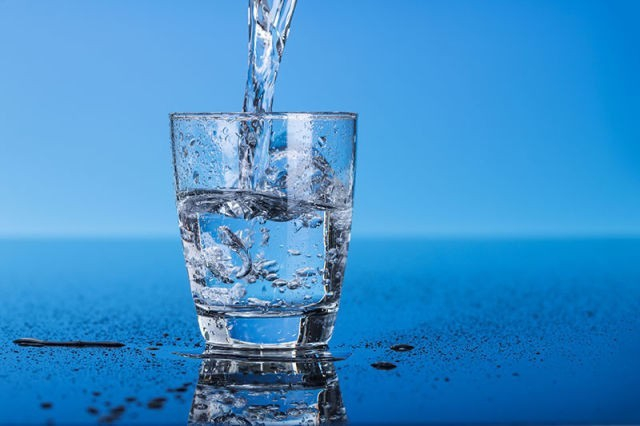 Su hayattır, sağlıktır