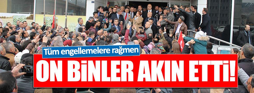 """Akşener: """"Nevruz Türk'ün bayramıdır!"""""""