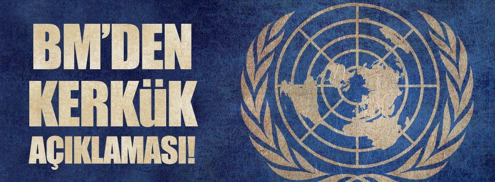 BM'den Kerkük çıkışı