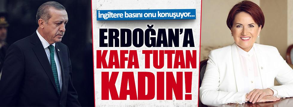 Financial Times: Akşener, Erdoğan'a rakip olabilecek tek lider