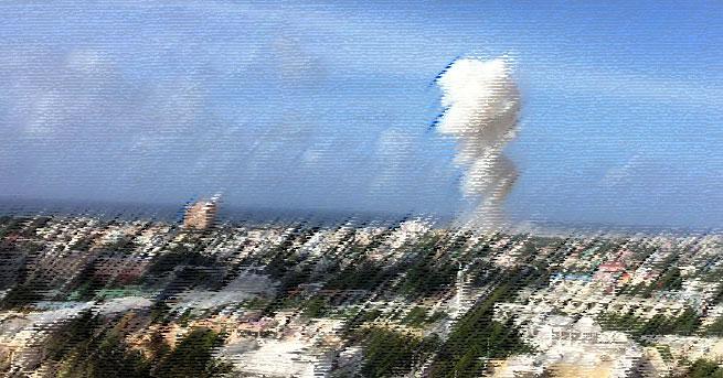ABD sivilleri vurdu: 33 ölü