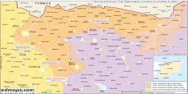 ABD Suriye kuzeyinde 9 hava üssü kurdu