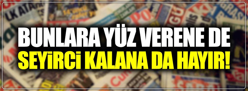 Günün Ulusal Gazete Manşetleri - 23 03 2017