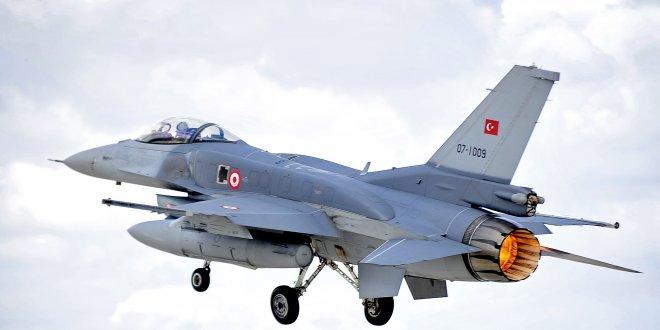 15 Temmuz'da 6 adet F-16 kaçırılmış!
