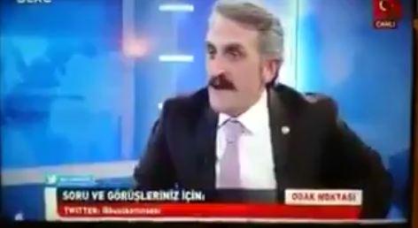 AKP'li vekil Çamlı'dan canlı yayında büyük gaf