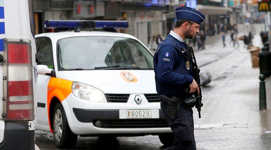 Belçika'da Londra tipi saldırı girişimi
