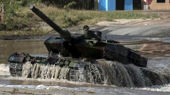 Alman hükümeti Türkiye'ye tank savunma sistemleri satılmasını yasaklıyor