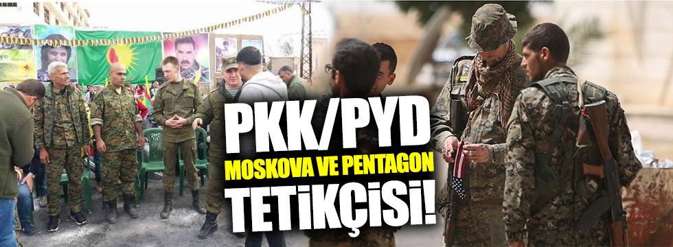 PKK/PYD,Moskova ve Pentagon tetikçisi!