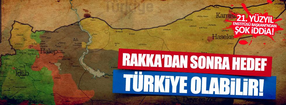 Dilek: Rakka'dan sonra hedef Türkiye olabilir!