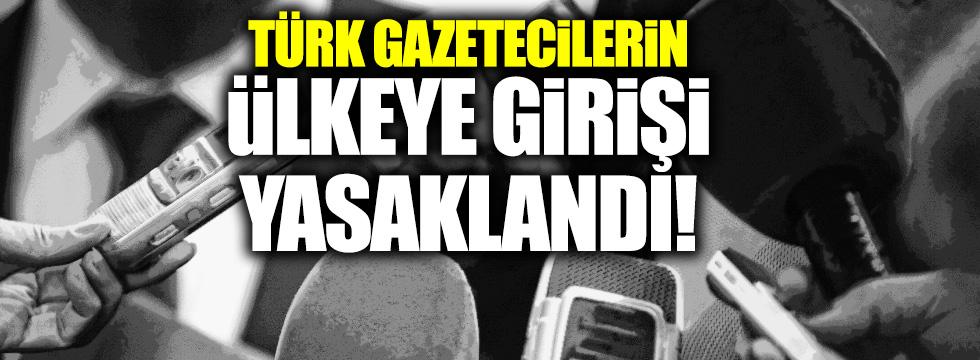 Bulgaristan Türk gazetecilerin ülkeye girişini yasakladı