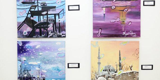 İstanbul'un Renklerle Dansı