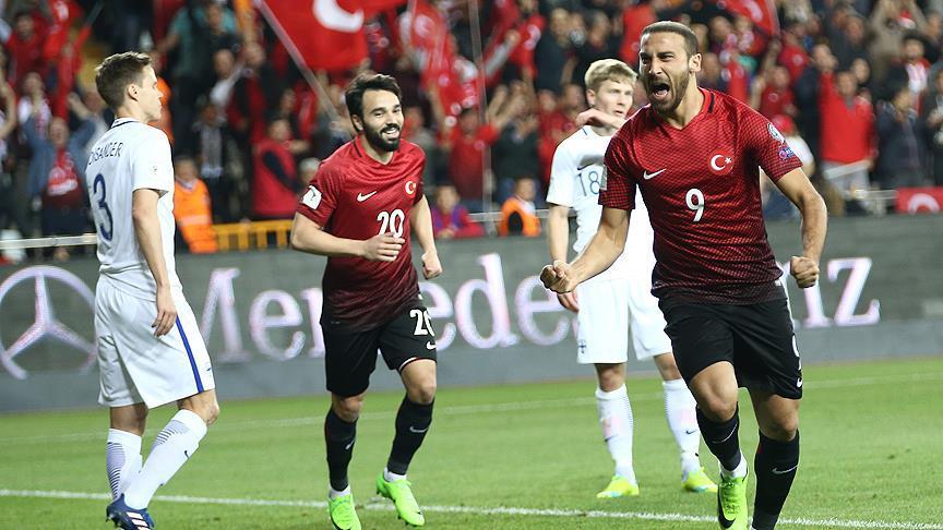 Türkiye 2-0 Finlandiya (Maç özeti)