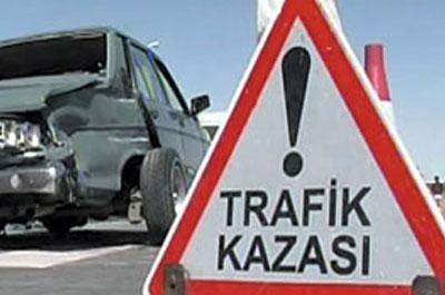 Trafik kazalarında 2 ayda 700 kişi öldü