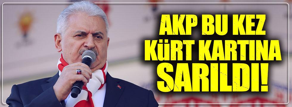 AKP, Kürt kartına sarıldı