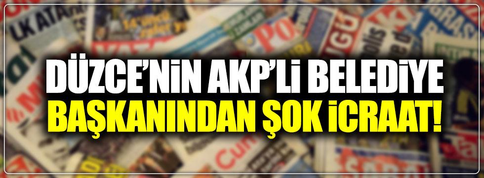 Günün Ulusal Gazete Manşetleri