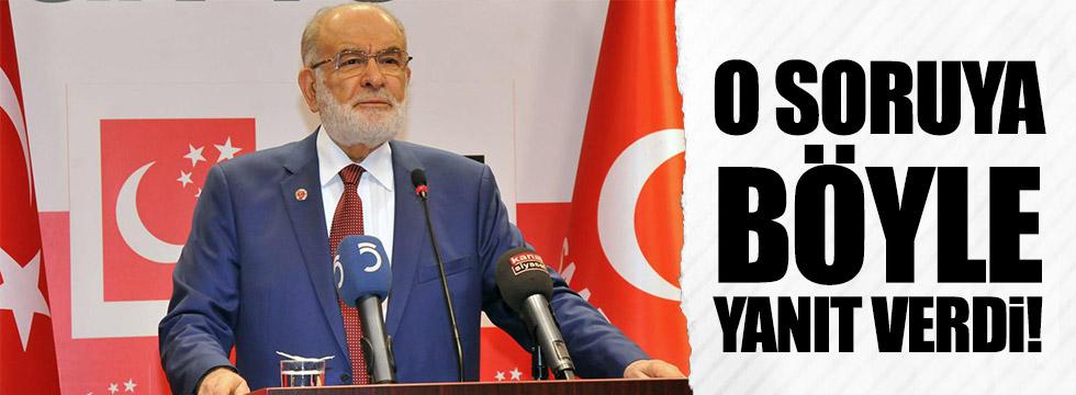 """Karamollaoğlu: """"Referandumun sonucu ne olursa olsun..."""""""