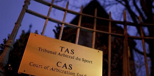 CAS'tan tarihi karar