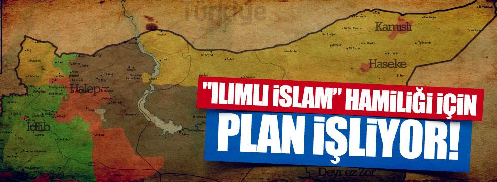 """""""Türkiye, Ilımlı İslam Devleti kurulmasını istiyor"""""""
