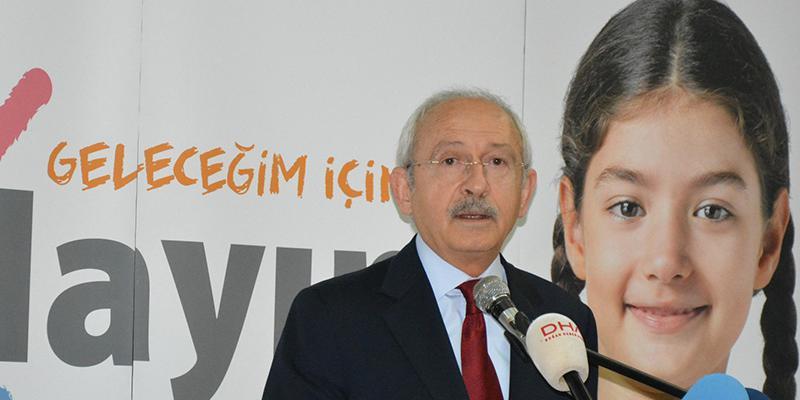 """Kılıçdaroğlu, """"fesih var"""""""
