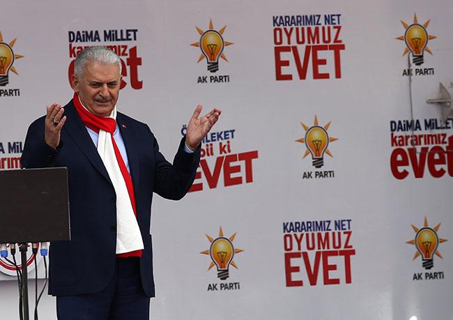 Başbakan Yıldırım, Kılıçdaroğlu'na yüklendi
