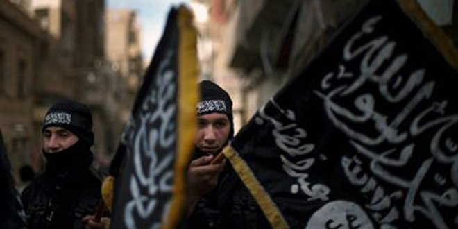 IŞİD, kimsayal silah hücresi kuruyor