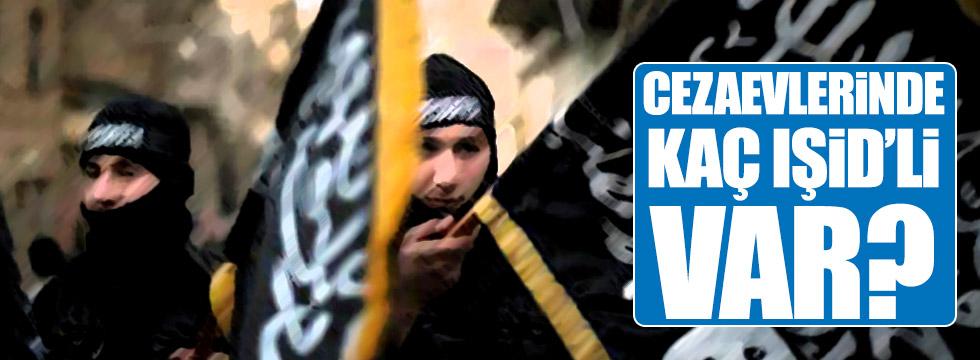 Cezaevlerinde kaç IŞİD'li var?