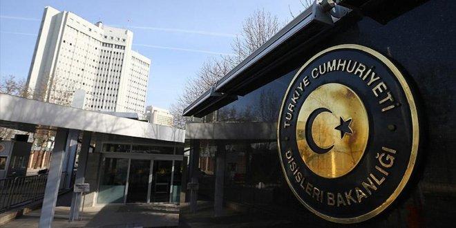 Dışişleri Bakanlığı'ndan 'Halkbank' açıklaması!