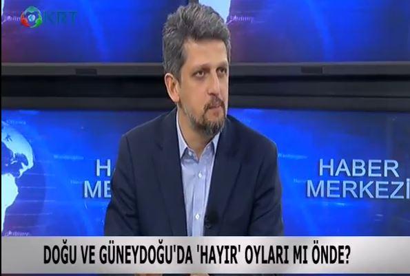 HDP'den Kadir Topbaş'a tam destek!