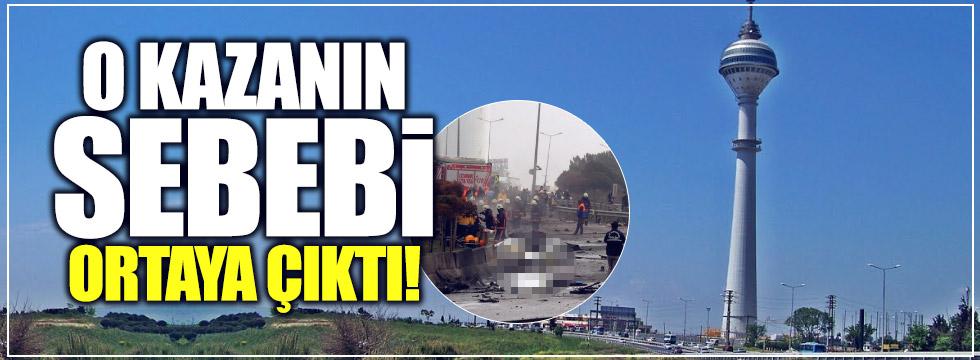 O helikopter kazasının sebebi ortaya çıktı
