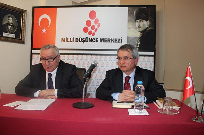Haydar Çakmak'tan 'Avrupa Birliği ve Türkiye' değerlendirmesi