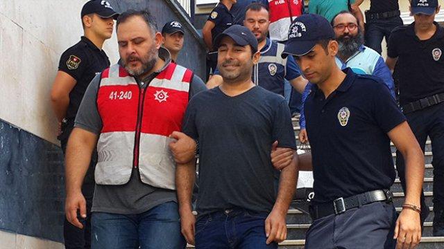Atilla Taş'ın da aralarında bulunduğu 21 kişi tahliye edildi
