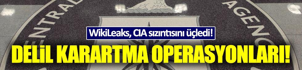 WikiLeaks'ten bir CIA sızıntısı daha