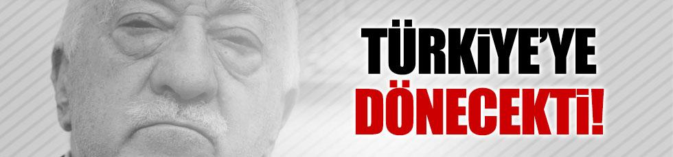 Darbe başarılı olsaydı, Gülen Türkiye'ye dönecekti